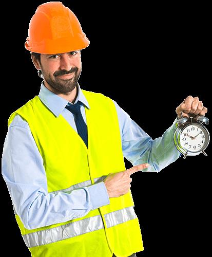 Constructor con Reloj